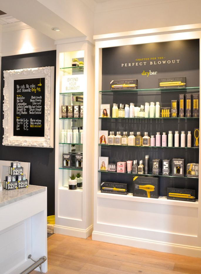 DryBar Baton Rouge - Win a free blowout with Southern Flair's Local Edition Newsletter!