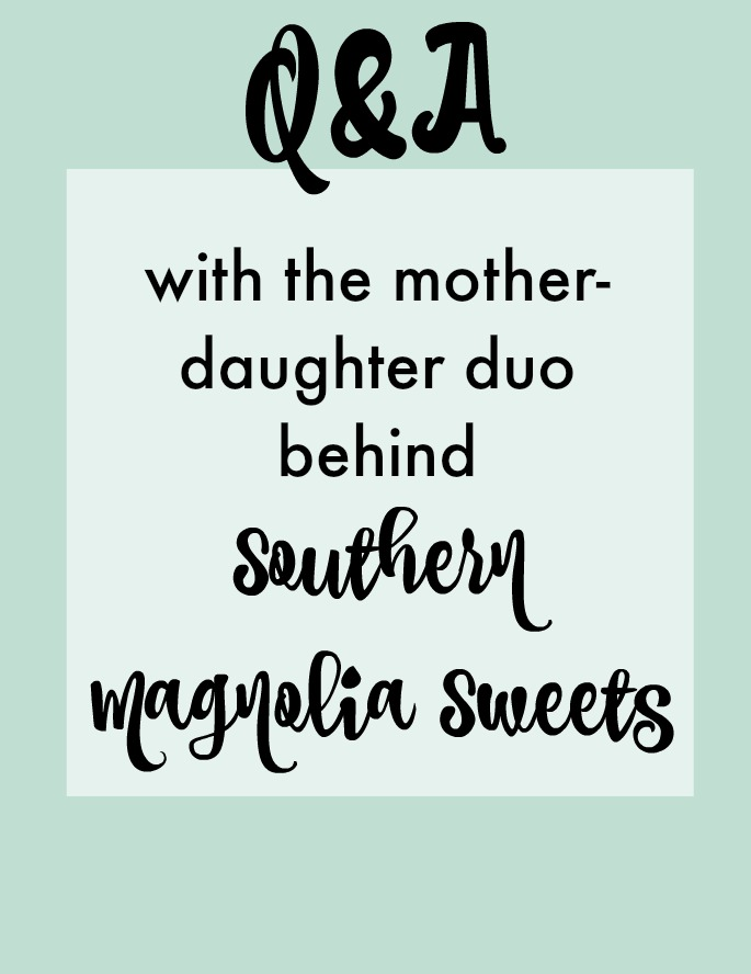 Q&A With Southern Magnolia Sweets