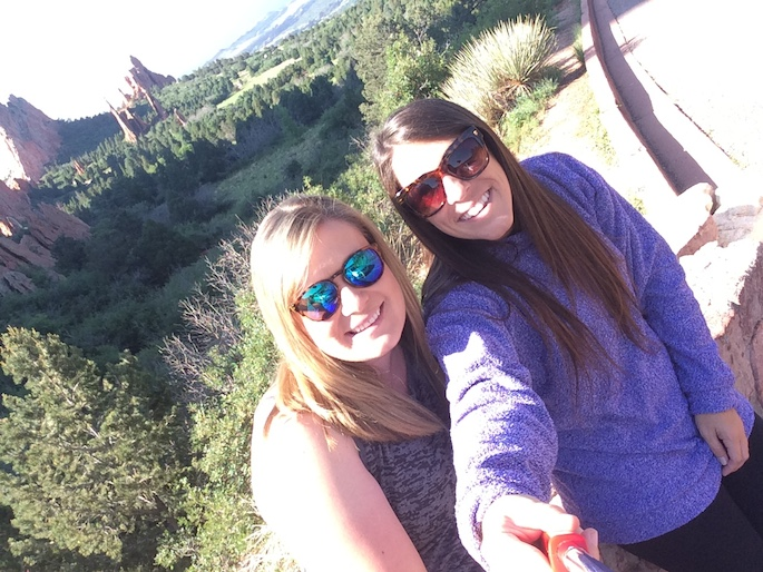 Five tips to planning an epic road trip out west with your BFF!