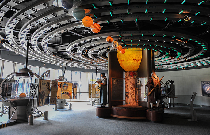 Check out the Louisiana Arts and Sciences museum on your trip to Baton Rouge! See more of what to do and things to see in Southern Flair's Local Guide to Baton Rouge!