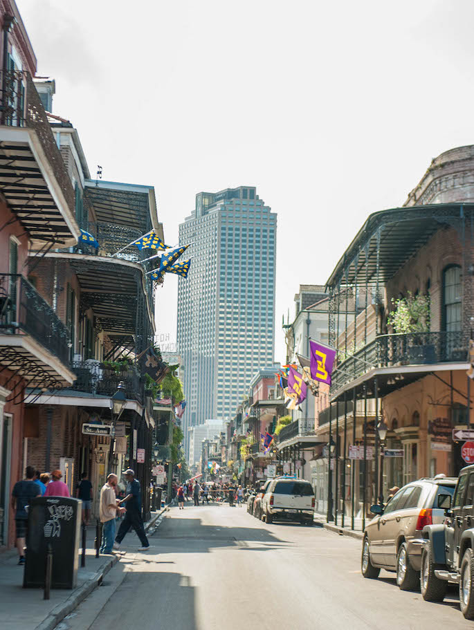 Iconic Symbols of New Orleans with Revival Nola