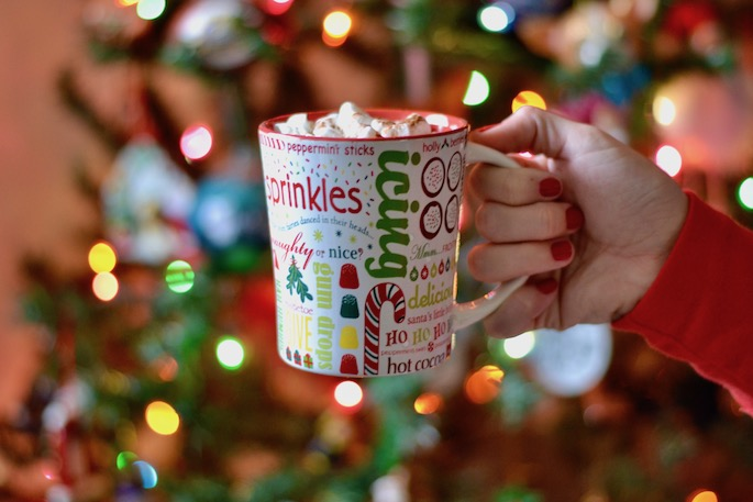 Cajun Spiked Hot Chocolate - A Louisiana spicy version of hot cocoa by Southern Flair