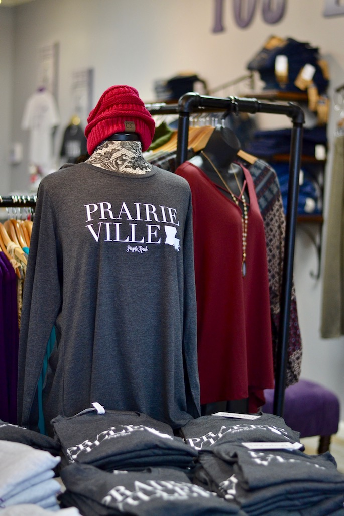 Meet Kadee Wilson, the owner of The Purple Rack Boutique located in Prairieville, Louisiana | Southern Flair Baton Rouge Boutique Tour