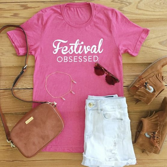 Festival Obsessed! Shop SFT from Baton Rouge Louisiana shares their perfect Louisiana festival season outfit!