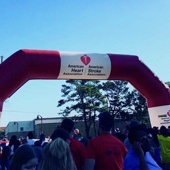 Baton Rouge Capital Area Heart Walk - Heart Walk - American Heart Association