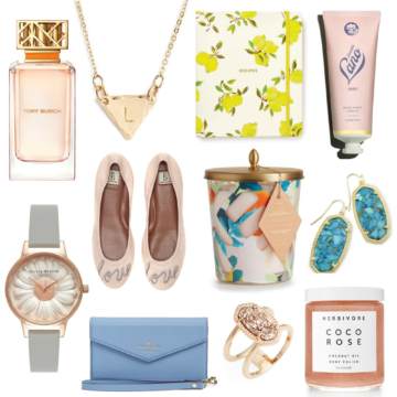 Mother's Day Gift Guide 2017 by Southern Flair - Get mom something pretty she will love with these top gifts!