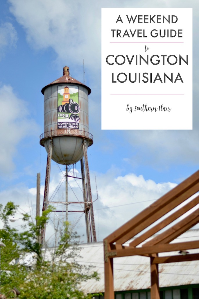 Planning a weekend trip to Covington, Louisiana. Where to stay, what to see, eat, drink and do in Covington, Abita Springs and the Northshore.