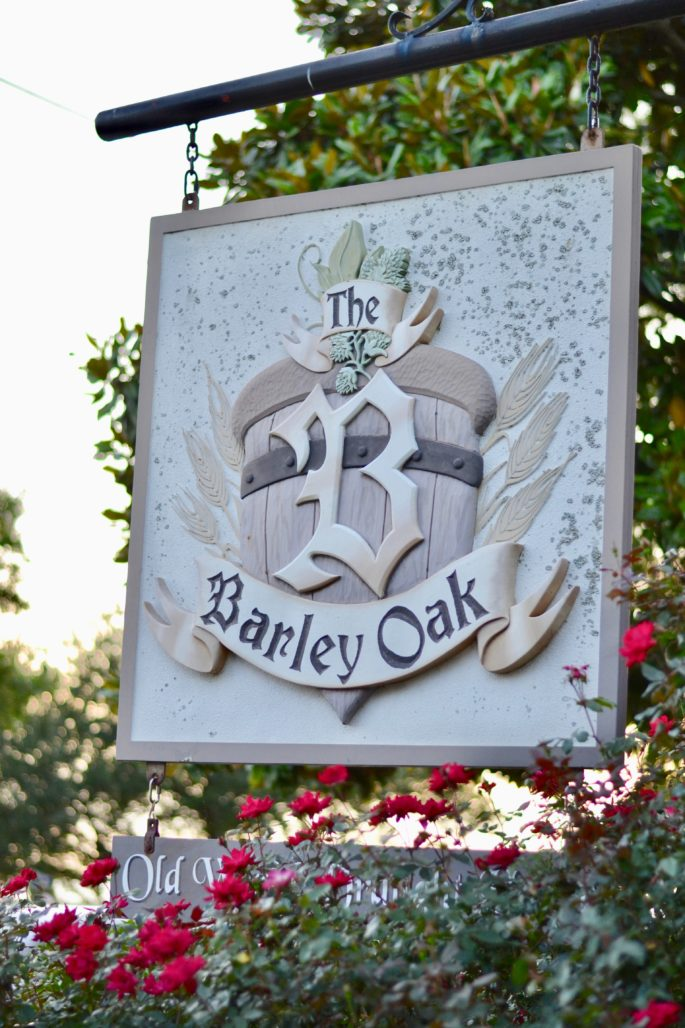 The Barley Oak in Mandeveille, Louisiana | The Weekend Travel Guide to Covington, Louisiana