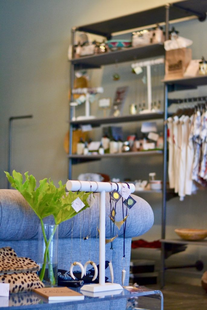 Southern Sophisticate in Baton Rouge, Louisiana is a women's apparel boutique that gives back.