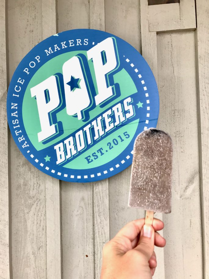 Pop Brothers Popsicles in Bay St. Louis | A Weekend Travel Guide to The Mississippi Gulf Coast