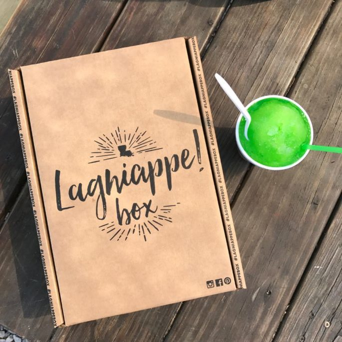 You can now sign up for the August Lagniappe Box! This is an ALL Louisiana-themed curated box by SFT. Each box includes a new t-shirt and other locally made products. Sign up for the next box before it's gone here.