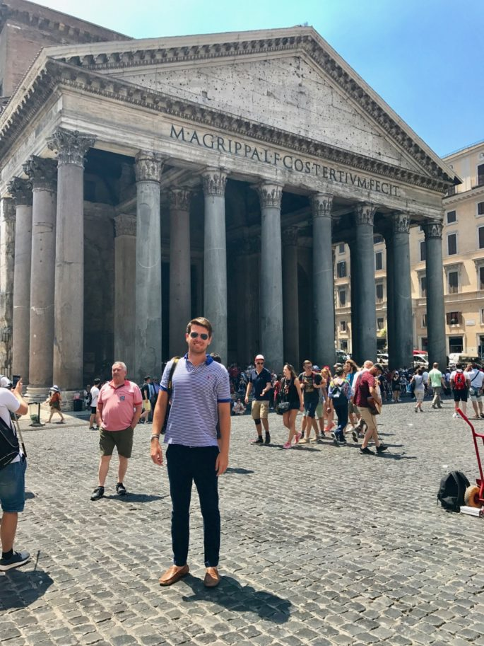 The Pantheon - how to make the most of your time with two days to explore Rome, Italy