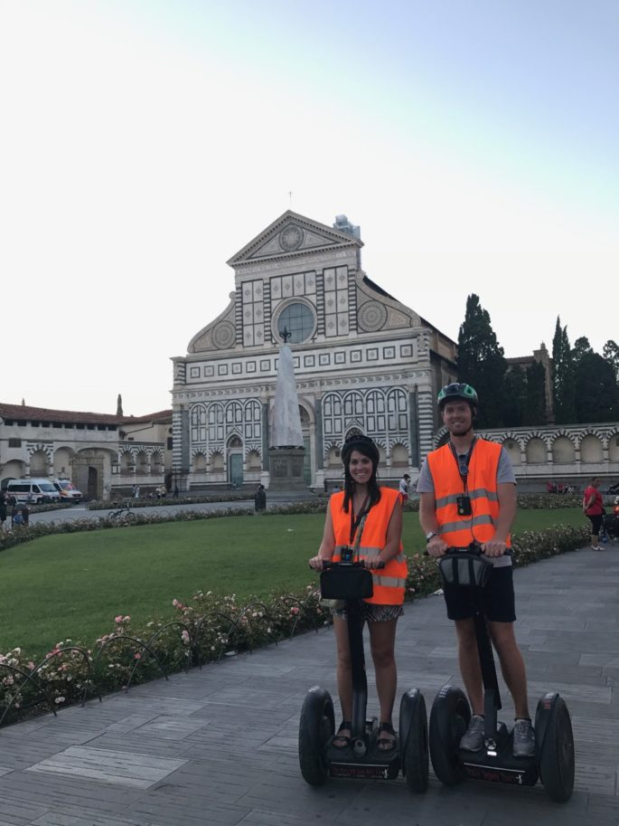A Travel Guide - How To Spend Two Days in Florence Italy and Tuscany