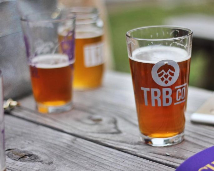 Tin Roof Brewing Co. is hosting its Pups & Pints night starting at 6PM.