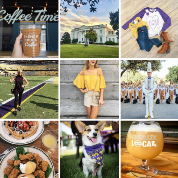 How To Discover and Find Local Instagram Accounts To Follow | Baton Rouge, Louisiana