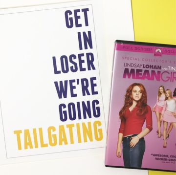 LSU Football Mean Girls Quotes | Southern Flair