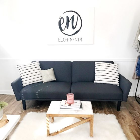 Meet Nimia Cabrera, owner of Elohim + Nim, a women's boutique and showroom in Baton Rouge, Louisiana.