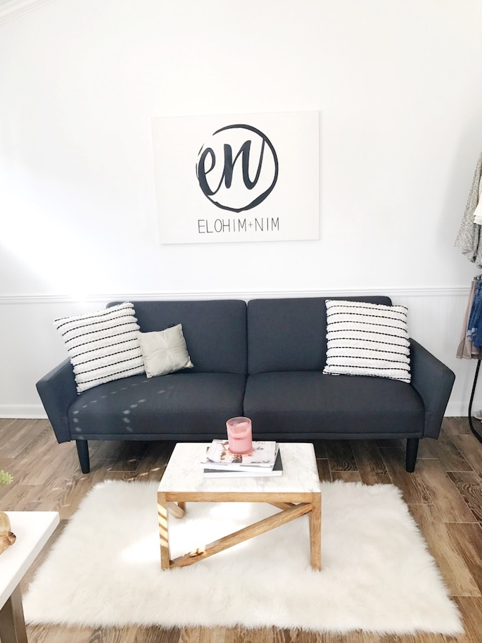 Meet Nimia Cabrera, owner of Elohim + Nim, a women's boutique and showroom in Baton Rouge, Louisiana.