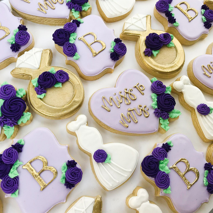 Jackie S Sweet Shapes Shares Inside Look At Local Cookie Decorating